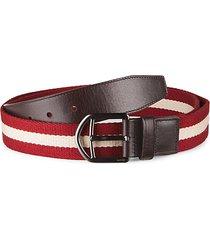 novo textile & leather belt