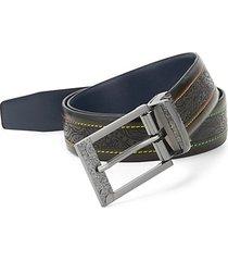 cisco i reversible leather belt