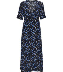 barbara dress jurk knielengte blauw nué notes