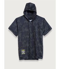 camiseta oversize estampado para hombre freedom 01937
