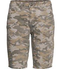 cramalie shorts - baiily fit shorts denim shorts grå cream