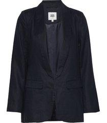 maria blazer blazer colbert blauw twist & tango