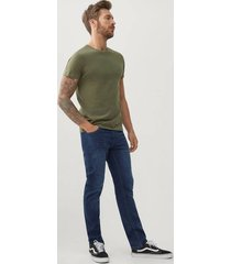 jeans, loose fit med stretch