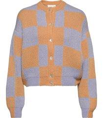 ash, 1145 alpaca knit gebreide trui cardigan multi/patroon stine goya