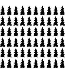 adesivo de parede decohouse pine preto