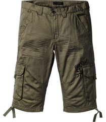 bermuda cargo lunghi loose fit (verde) - bpc selection