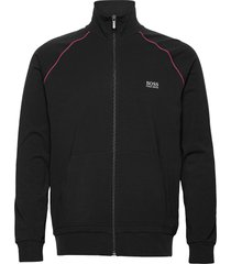 mix&match jacket z sweat-shirt tröja svart boss