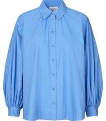 shirt blouse totema  blauw