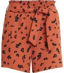 women's leith tie waist smocked shorts