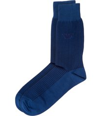 emporio armani cross low socks