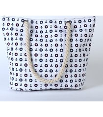 women casual canvas handbag swim ring pattern large female portable bag