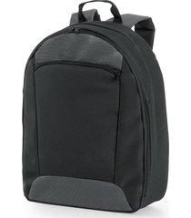 114cb2652 mochila para notebook duo tone topget preto e cinza