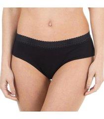 calcinha boneca algodão egípcio preto - 578.026 marcyn lingerie boneca preto
