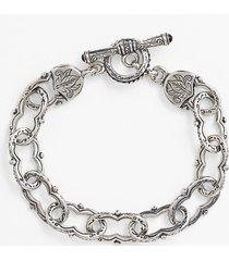 women's konstantino 'classics' link toggle bracelet