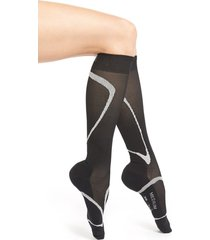 women's insignia by sigvaris performance compression knee high socks