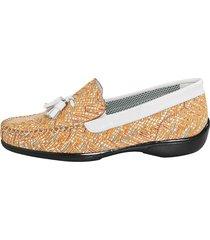 loafers naturläufer gul
