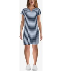 ruby rd. misses maritime stripe dress