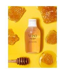 amaro feminino shiseido gel de limpeza facial waso quick gentle cleanser gel - 150ml, neutra