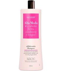 alta moda alfakeratin shampoo 300g