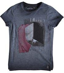 garcia stevig jongens shirt graphite