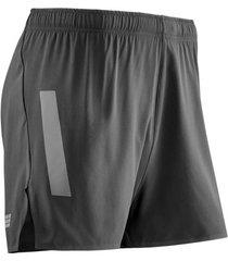 korte broek cep race loose fit shorts