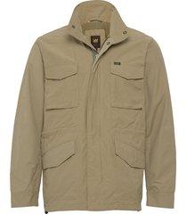 field jacket parka jacka grön lee jeans