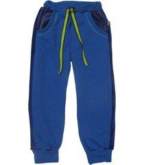 pantalón azul cante pido frisa