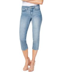 women's nydj capri straight leg jeans