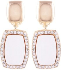t tahari coastal beauty drop clip earring