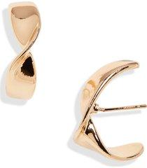 women's petit moments crescent suspender earrings