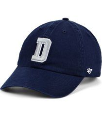 '47 brand dallas cowboys clean up cap