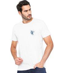 camiseta forum estampada branca - branco - masculino - algodã£o - dafiti