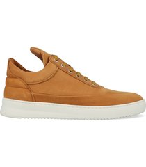 filling pieces filling pieces low top ripple cairos desert brown bruin