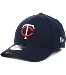 new era minnesota twins mlb team classic 39thirty stretch-fitted cap