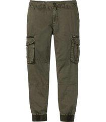pantaloni cargo regular fit straight (verde) - rainbow