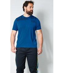 t-shirt men plus blå::marinblå