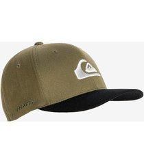 gorras verde quiksilver 111998