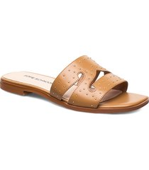 sandal shoes summer shoes flat sandals brun sofie schnoor