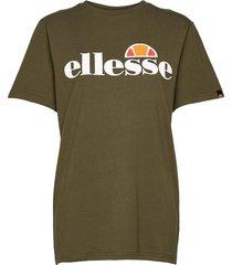 el albany t-shirts & tops short-sleeved grön ellesse