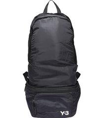 y-3 y-3 packable backpack