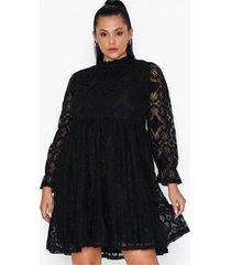 y.a.s yasluna ls lace dress ft loose fit
