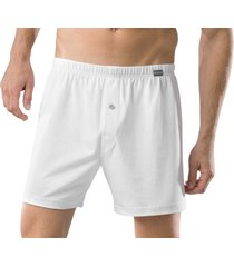 schiesser boxer wijd model wit