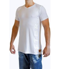 camiseta fit training brasil viscolycra masculina