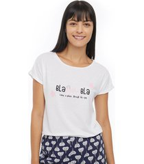 camiseta mujer descanso guaw