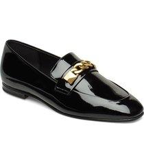 galloway loafer loafers låga skor svart michael kors shoes