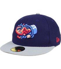 new era jacksonville jumbo shrimp ac 59fifty cap