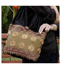 shoulder bag, 'moonlight (thailand)