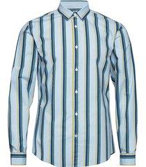 morgan 5055 overhemd business blauw nn07