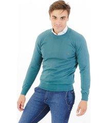 sweater verde pato pampa