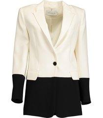 blazer bicolor